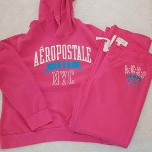 Aeropostale Sweatpant Set